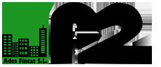 Logotipo de A2 fincas