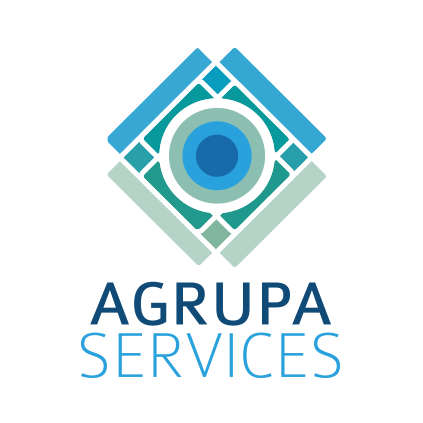 Logotipo de Agrupa Services