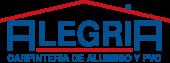 Logotipo de Alegria
