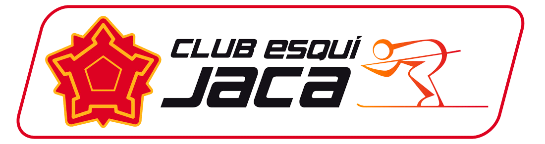 Logotipo del Club de Ski de Jaca