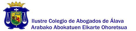Logotipo del Ilustre Colegio de Abogados de Álava