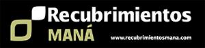 Logotipo de Recubrimientos Maná
