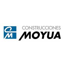 Logotipo de Construcciones Moyua
