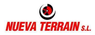 Logotipo de Nueva Terrain