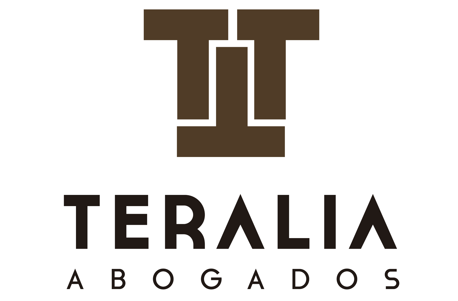 Logotipo de Teralia abogados