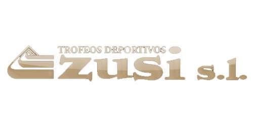 Logotipo de Trofeos deportivos Zusi